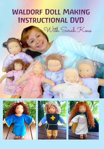 Waldorf Doll Making DVD