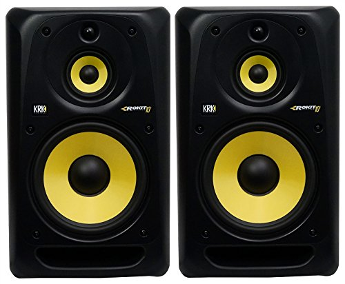 Way Rokit Powered 2 ((2) KRK RP103G3 Rokit 10