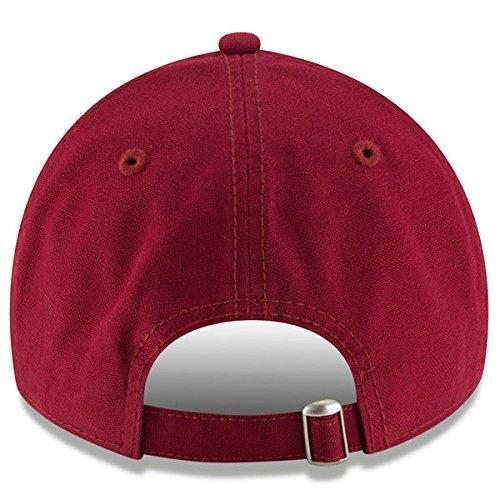 c6e440b75 Amazon.com   Washington Redskins Maroon Core Shore 9TWENTY Adjustable Hat    Cap   Sports   Outdoors