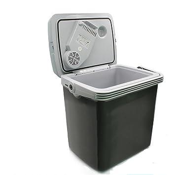 CIEND 25L Gran Capacidad portátil Coche Nevera congelador Mini ...