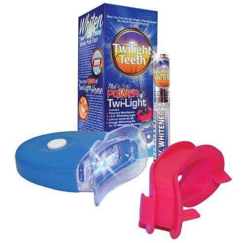 Dents de Twilight complète de kit à la maison avec l'unité LED