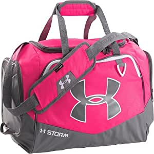 Under Armour Storm Undeniable II Duffle, Small, Pinkadelic