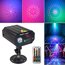 Party Lights Dj Disco Lights, Strobe Sta...