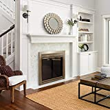 Pleasant Hearth CA-3201 Cahill Fireplace Glass