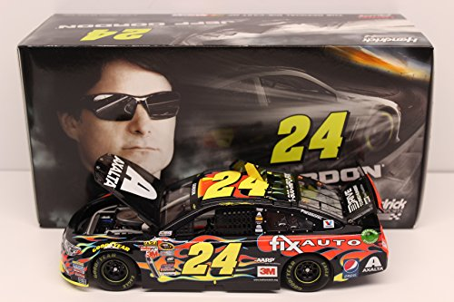 - Lionel Racing Jeff Gordon #24 Axalta Fix Auto 2015 Chevy Ss Nascar 1:24 Scale Arc Hoto Official Die-Cast Car