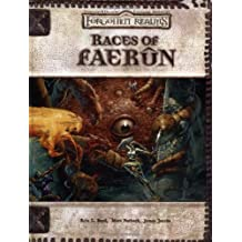 Races of Faerun: Forgotten Realms Accessory