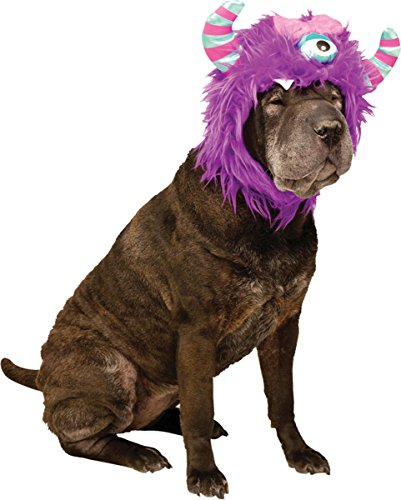 Morris Costumes - Hound Hoodies Monster Purple - Standard