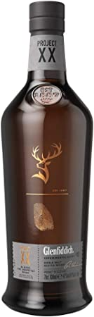 Glenfiddich Project XX Experimental Series Single Malt Scotch, 700 ml
