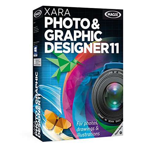 MAGIX Xara Photo & Graphic Designer - Manga Program