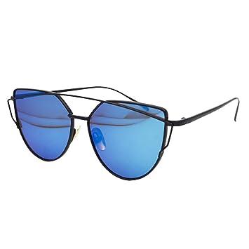 2017 Art- Und WeiseSonnenbrille-klassische Farben-polarisierte Sonnenbrille,BlueFrameIceBlue