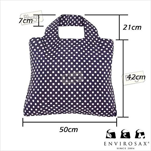 Envirosax Mikado Bag 1 - Japanese Red Print by Envirosax