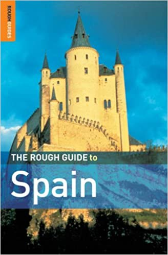 Rough guide spain.
