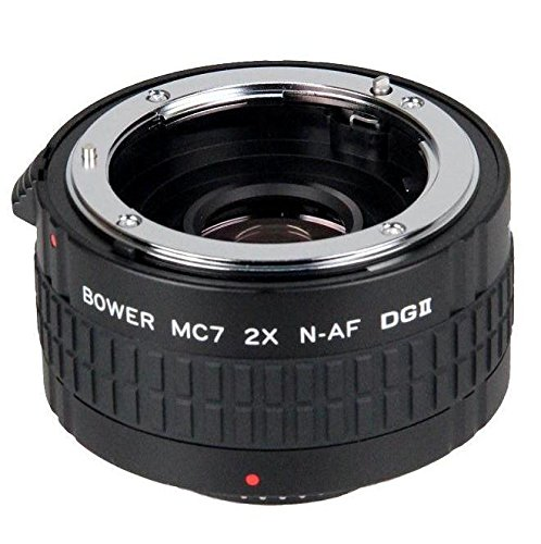 Bower 2x Teleconverter Lens (7 Element) for Nikon D7200 D...
