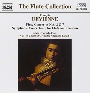 Flute Concertos 2 & 7