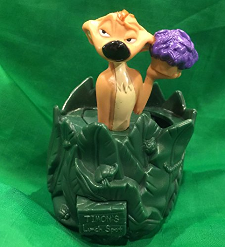 kfc-kids-meal-world-of-bugs-the-lion-kings-timon-pumbaa-out-to-lunch-timon-1997