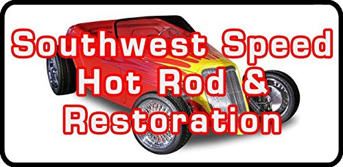STREET ROD AND RESTORATION APPLICATIONS NEW SOUTHWEST SPEED 1964-1974 GM A-BODY 2 DROP SPINDLES FOR D154 GM METRIC DISC BRAKES FOR HOT ROD 1964 1965 1966 1967 1968 1969 1970 1971 1972 1973 1974 CHEVELLE EL CAMINO MONTE CARLO NOVA CENTURY SKYLARK CUTLASS