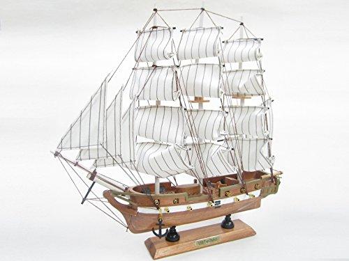 Kit Wooden Boat (USS Constitution Starter Boat Kit: Build Your Own Wooden Model Ship)
