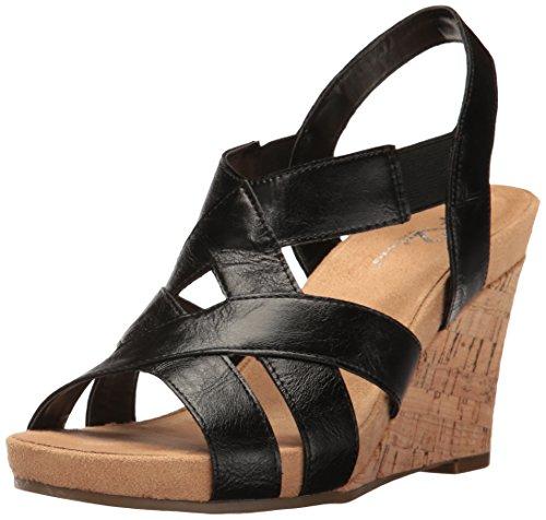 Aerosoles Womens Swim Plush Sandal