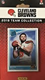 Best Rookie Cards - Cleveland Browns 2018 Donruss NFL Football Complete Mint Review