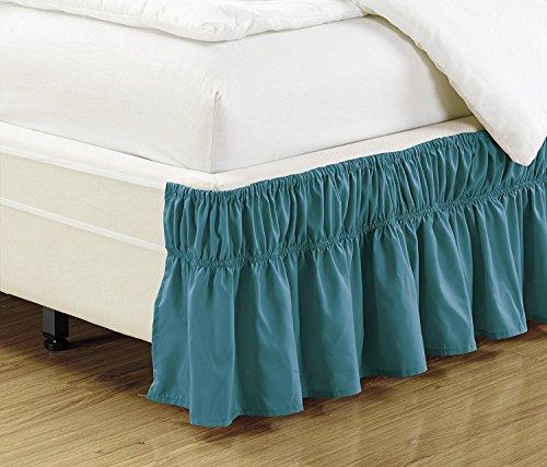 Linen Plus Elastic Bed Skirt 17