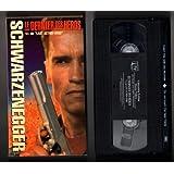 LE DERNIER DES HÉROS V.F. Last Action Hero (EN FRANÇAIS (Doublé au Québec), FILM VHS, NTSC).