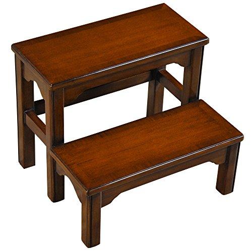 Mahogany Bed Step Niagara Furniture NBR026