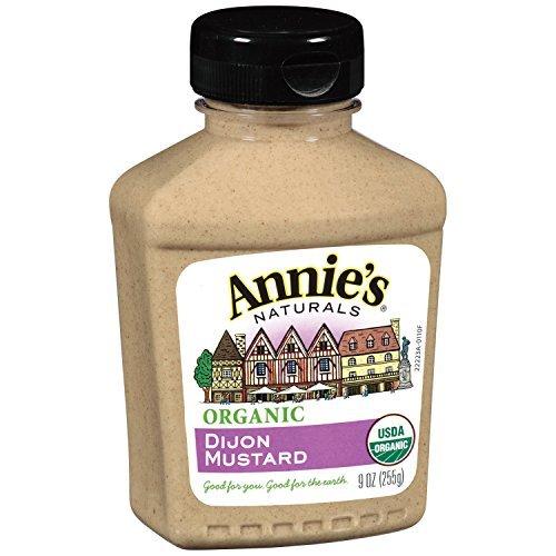 Annie's Organic Dijon Mustard, 9-Ounces (Pack of 6) by Annie's Naturals