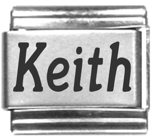 Keith Laser Name Italian...