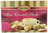 Bellino - Hand Rolled Mini Cannoli Shells, (3)- 3 oz. Boxes