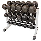 3 Tier 48'' Heavy Duty Dumbbell Rack (Rack Only)