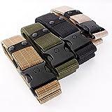 Outdoor Adjustable Waist Belt Strap Hunting Security Duty Utility Waist Belt