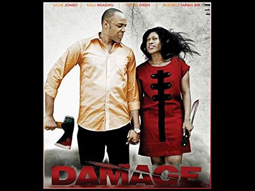 DAMAGE African Nigerian Nollywood Movie - With Uche Jumbo_Full -