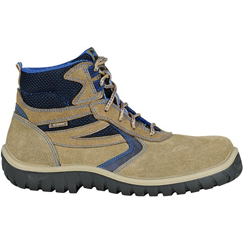 Cofra 36090-000.W47 Harbour S1 P Chaussures de sécurité SRC Taille 47 Beige