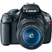 Cámara réflex digital Canon EOS Rebel T3 con objetivo EF-S 18-55 mm f /3.5-5.6 IS (descatalogado por el fabricante)