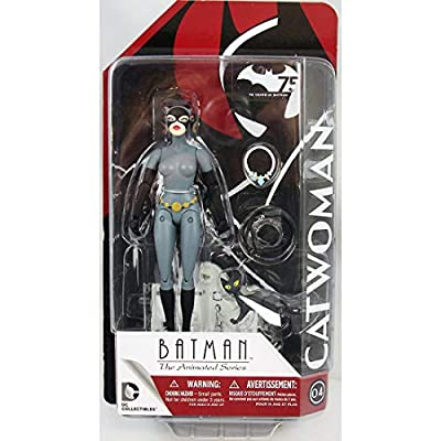 DC Collectibles Batman: The Animated Series: Catwoman Action Figure: Toys & Games