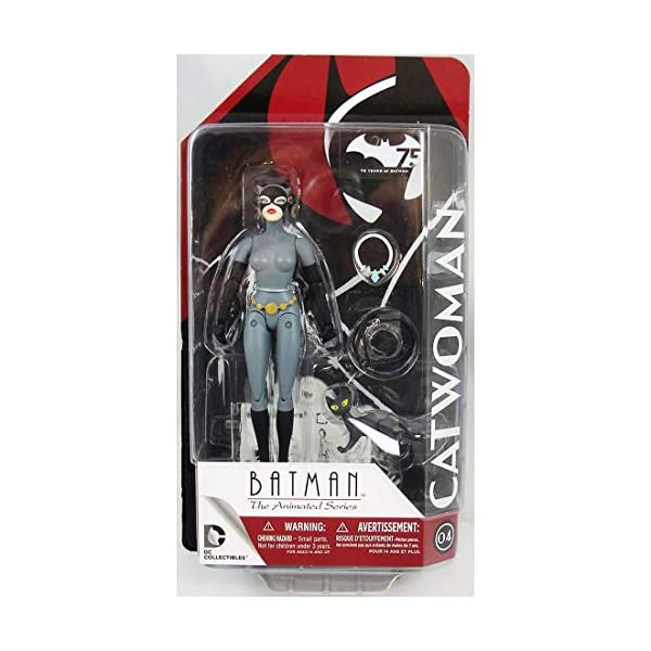 51HgYpnis6L DC Collectibles Batman: The Animated Series - Catwoman Action Figure