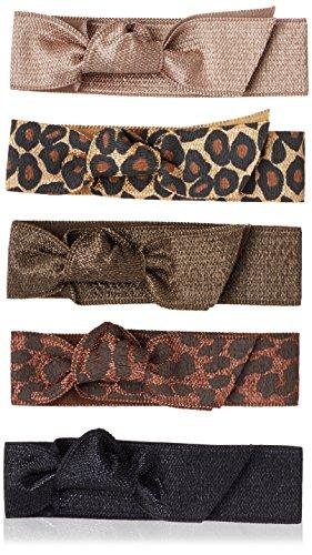 UPC 818597011480, Emi Jay Set of 5 Hair Ties, Jaguar