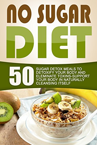 Sugar Diet Eleminate Toxins Support Naturally ebook product image
