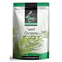 Special Tea Company Sweet Cinnamon, 8-Ounce Loose Rooibos Tea