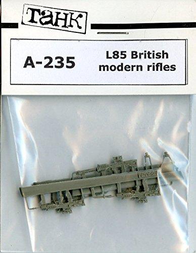 TAHK Tank 1:35 L85 British Modern Rifles Weapons Resin Detail # A-235