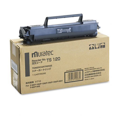 TS120 Toner, 5500 Page-Yield, (Murata Fax Toner)