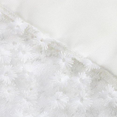 ZEZKT☼Damen Bohemian Tunika Strandkleid Vokuhila Sommer Kurze Kleider Minikleid Strandtunika Tops Ärmellose Spaghetti Riemen Rückenfrei Beach Party Kleid Weiß