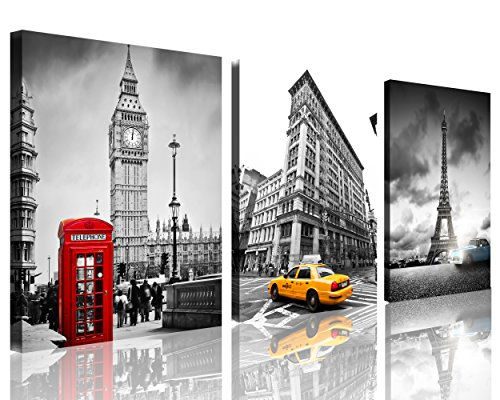 london paris new york decor - 1
