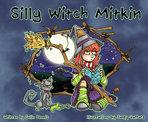 Silly Witch Mitkin
