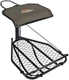 Millennium Treestands M25 Hang-On Tree Stand (Includes SafeLink Safety Line)