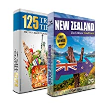 NEW ZEALAND: The Ultimate Travel Guide and 125 Travel Tips You Must Know Box Set (New Zealand Travel Guide, New Zealand Travel)
