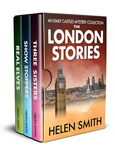 The London Stories: Emily Castles Mysteries (Female Literary Characters Halloween)
