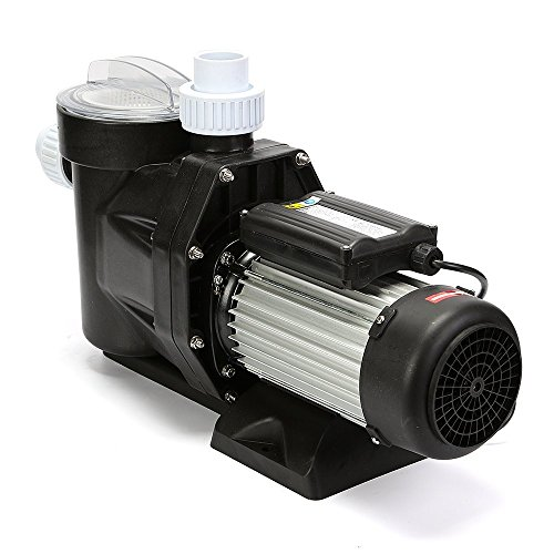 Mophorn Self Priming In Ground and Above Ground Pool Pump - 2.5HP - 110V