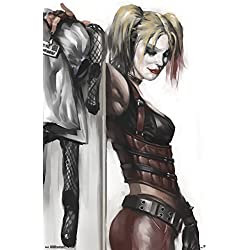 51HgcTIKSzL._AC_UL250_SR250,250_ Harley Quinn and Batman Posters