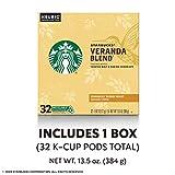 Starbucks Blonde Roast K-Cup Coffee Pods